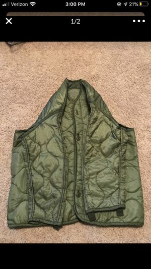 Liner, cold weather coat for Sale in Spanaway, WA