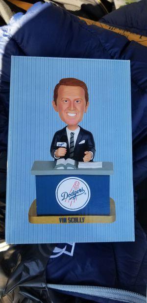 Vin Scully bobblehead for Sale in Baldwin Park, CA