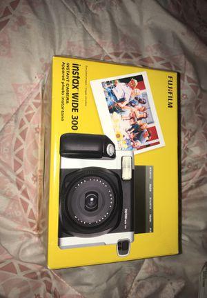 Fujifilm Instax Wide 300 for Sale in Alexandria, VA