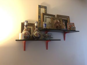 Mounted wall shelves for Sale in Chicago, IL