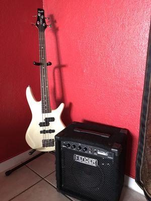 Bass guitar para niños professional for Sale in Mesquite, TX