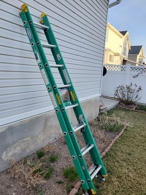 Werner Extension Ladder for Sale in Salt Lake City, UT