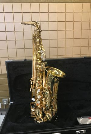 Chateau Valencay Alto Saxophone CAS-22VLGL for Sale in Conyers, GA
