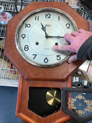 Stellar antique clock for Sale in FL, US