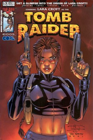 Tomb Raider Comic Book for Sale in Mt. Juliet, TN