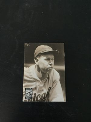 Babe Herman Baseball Card for Sale in Austin, TX