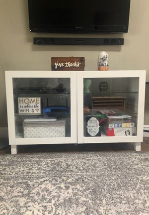 IKEA Besta Storage Media/TV Unit for Sale in Orlando, FL