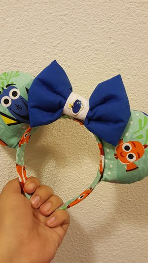 Dorie Finding Nemo Mickey ears for Sale in Huntington Park, CA