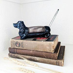 Antique Ceramic Dog Letter Holder for Sale in Rancho Santa Margarita, CA