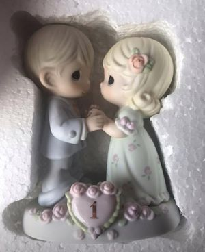 Precious Moments 1st Anniversary Statue - NIB for Sale in Burke, VA