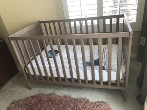 IKEA Baby Crib Toddler Bed for Sale in Irvine, CA