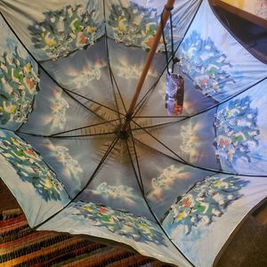 Coca-Cola Vintage Umbrella for Sale in Nashville, TN