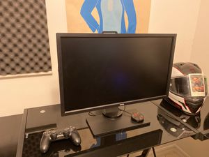 BenQ XL2430T 24 inch Gaming Monitor with 144Hz 1ms Fast Response Time for Sale in Boynton Beach, FL