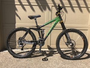 Kona full suspension mountain bike for Sale in West Linn, OR