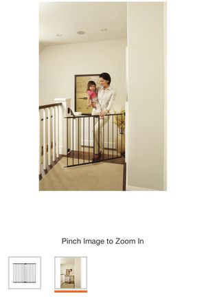 Baby gate brand new 28.68-47.85 inch wide and 31inch high for Sale in Strongsville, OH