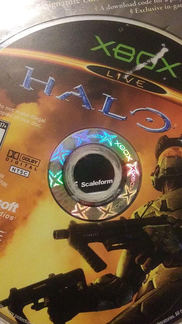 Halo 2 Xbox Live Video Game