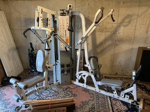 Hoist weight machine for Sale in St. Louis, MO