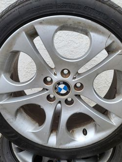 BMW 18s Z4 Front Rims Only for Sale in Los Angeles,  CA