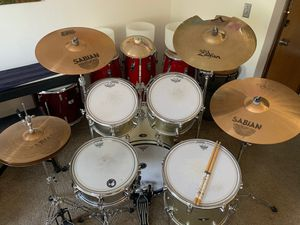 Immaculate Pacific Drum Set for Sale in Portland, OR