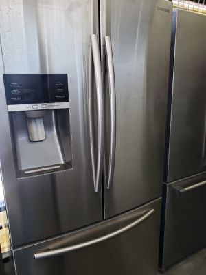 Samsung Refrigerator Fridge Counter Depth Free Delivery #791 for Sale in Ontario, CA