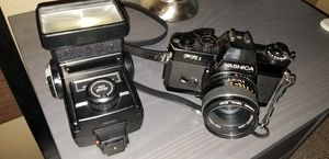 35mm Film camera with flash for Sale in St. Louis, MO