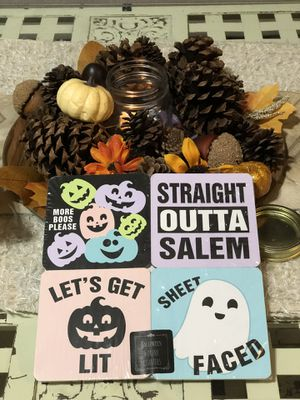 Halloween coasters for Sale in Franklin, TN