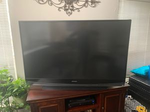 Used tv good pic 60 inches for Sale in Stafford, TX