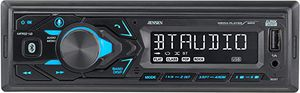 JENSEN MPR319 SINGLE DIN CAR STEREO RECEIVER WITH 7 CHARACTER LCD BUILT-IN BLUETOOTH/MP3/USB for Sale in Phoenix, AZ