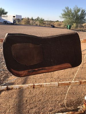 Three pony saddle pads for Sale in Queen Creek, AZ
