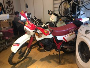 Yamaha Enduro Motorcycle for Sale in Los Angeles, CA