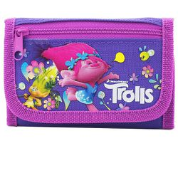 Trolls Dreamworks Purple Trifold Wallet for Sale in The Bronx,  NY