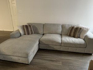 Sectional couch for Sale in Virginia Beach, VA
