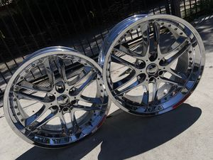 22 inch 2010 ford f1-50 rims (set of 4) for Sale in Fontana, CA