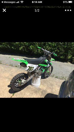 Kx 85 08 cash only !!! Willing to trade for bike for Sale in Forestville, MD