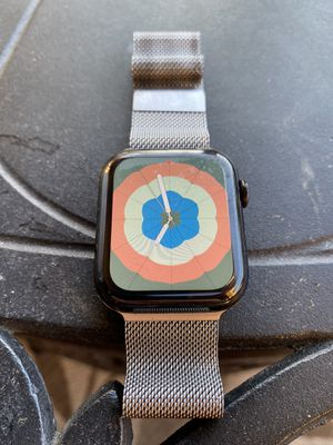 Apple Watch Gen 3!with Apple genuine strap for Sale in Temecula, CA