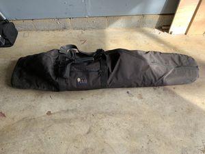 Snowboard Bag, Sandpiper, Black Canvass, Large for Sale in Alexandria, VA