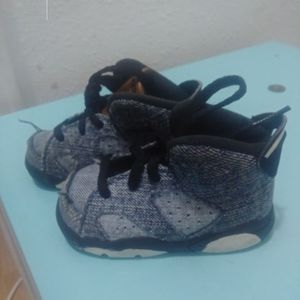 Toddler Jean Jordans...If Serious Plz Message Me for Sale in Houston, TX