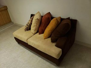 Two Piece Sectional Couch for Sale in Detroit, MI