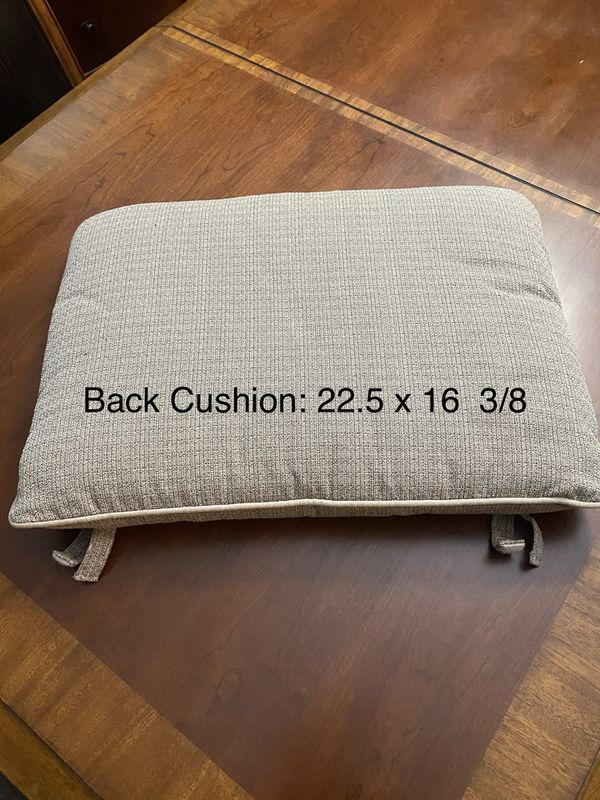 Patio/Deck Cushions (Set of 2 or 4)