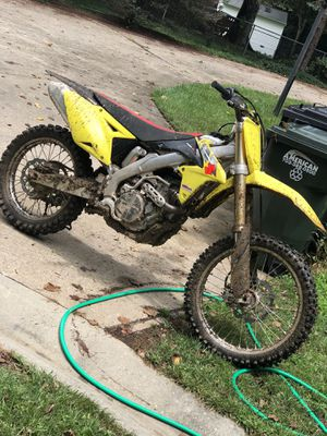 2015 RMZ450 18 hrs for Sale in Fairfax, VA
