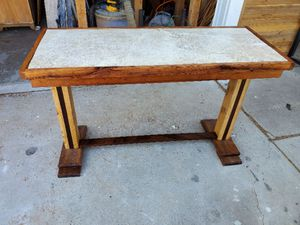 One of a kind sofa table for Sale in El Cajon, CA