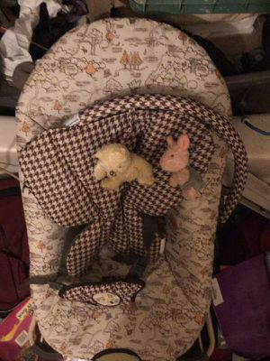 Baby bouncer and car seat for Sale in Saucier, MS