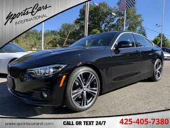 2018 BMW 430i Gran Coupe for Sale in Bothell,  WA
