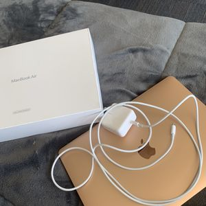 "2020 Rose Gold Macbook Air 13"" for Sale in Edmond, OK"