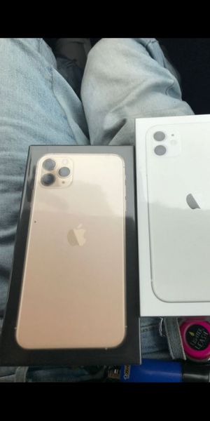 Brand new iphone 11s for Sale in Memphis, TN