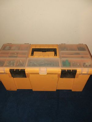 Toolbox and cable .satellite for Sale in Kodak, TN