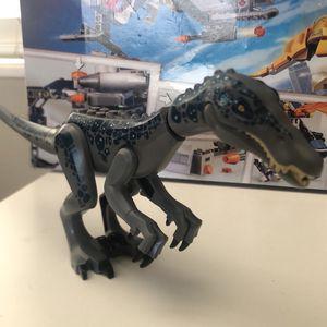 Baryonyx Dinosaur Lego Figure for Sale in Miramar, FL