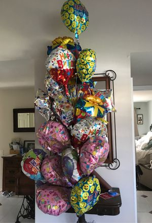 Balloons recycle the party! About 20 for Sale in Laguna Hills, CA