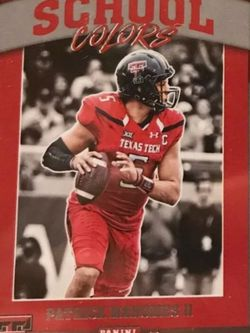 Patrick Mahomes Rookie Card -Mint!!! for Sale in Seattle,  WA