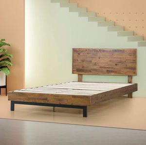 Zinus Tricia Queen Platform Bed (4043) for Sale in Mesa, AZ